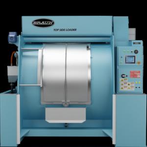 Braun TSL600-MEDICARE Lavadora de gran capacidad para 317 Kg de ropa con barrera sanitaria