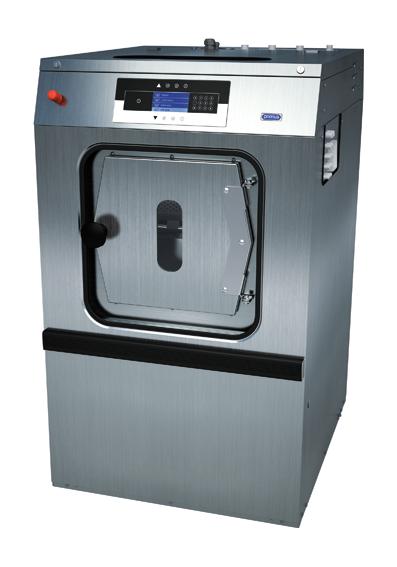 Primus MB110 Lavadora industrial de 18 Kg de capacidad con barrera sanitaria