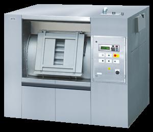 Primus MB140 Lavadora de gran capacidad para 180 Kg de ropa con barrera sanitaria