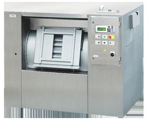 Primus MB110 Lavadora industrial de 110 Kg de capacidad con barrera sanitaria