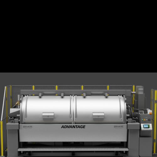 Lavadoras de gran capacidad
