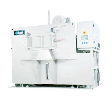 IMAGE SL-450 Lavadora industrial de 204 Kg de capacidad con barrera sanitaria